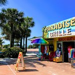 Paradise Grill in Pass-a-Grille is my absolute favorite place! Outstanding food. Staff very frie