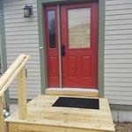 Door of cottage 4810