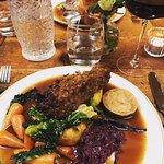 Lovely vegan Sunday Roast