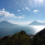 Photo of Lake Atitlan