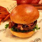 Blue Label Burger