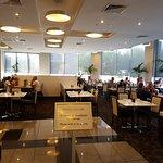 Inside of Resturant - The entrance