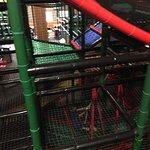 Timberland Playhouse at Wilderness Resort Foto