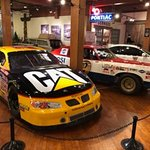 Well dressed museum features current & vintage examples