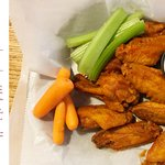 Impartial Marshall Reviews Pearl's St Buffalo Wings