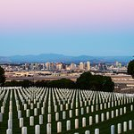 Fort Rosecrans National Cemetery & San Diego