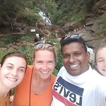 Ancient  Lanka Tours with French group in Ella