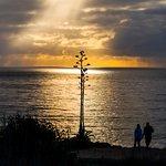 Sunset at Sunset Cliffs Natural Park