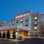 SpringHill Suites Wichita East at Plazzio