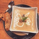 Emma's Coconut Curry Butternut Squash Soup!