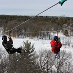 Open year round. Come Zipline with us today.
