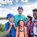 Guaranteed memories for a lifetime. 7 Signature Ziplines, Fast, Fun, and Exhilarating!