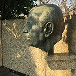 Robert Stolz monument at Stadtpark