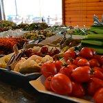 taze salatalıklar