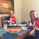 A nuestro amigo de República Dominicana desde que los probó en un viaje que hizo a Cantabria sie
