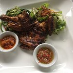 Balinese chicken dish - incredible flavor