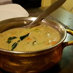 Pachakkari Stew - Stewed vegetables with kerala spices and coconut milk