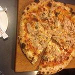 Soprano's Delicious pizza