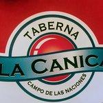 Photo de Tabernas La Canica