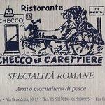 Photo of Checco er Carrettiere