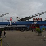Concorde & Tupolev TU 144 -
