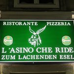 Photo of L'Asino Che Ride
