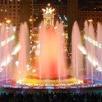 Photo of Illuminated Fountain