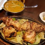 Great desi taste I mean authentic Indian food