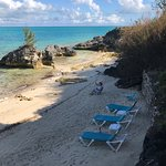 Just one or several secluded beaches on the property!