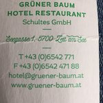 Photo of Gruner Baum