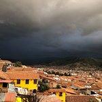 Fim de tarde em língua bar Cusco