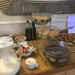 Breakfast buffet 0730-0930
