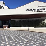 Portola Hotel. Monterey Ca