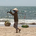 Waving hi / goodbye from Vietnam
