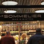Bilde fra Le Sommelier Bar & Bistro