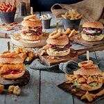 The Brewers Burger Collection
