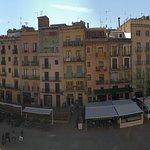 Panoramica desde el balcon