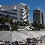 Strand vom Hotel