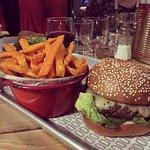 The ever-tasty dodo burger