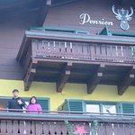 Foto de Hotel Garni Pension Hubertus