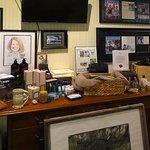 Hillyer House, Ocean Springs, MS - Interior - Artwork Galore! Look Everywhere