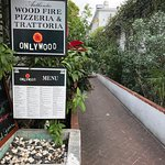 Onlywood path off Duvall Street