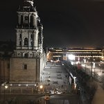 Main cathedral on the Zocalo.