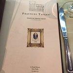 Photo de Fraunces Tavern Restaurant