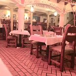 Inside El Cholo restaurant, Santa Monica