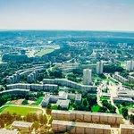 Вид на Вильнюс