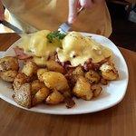 Foto de Blue Fox Cafe
