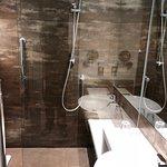 Nice Bathroom - Great Shower