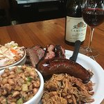 Pit-Boss Platter and Oregon Pinot Noir