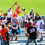 Batting Practice -AT&T Park